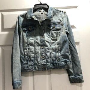 Denim Ladies Jacket